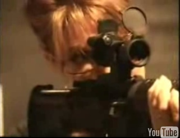 Sarah Palin takes aim
